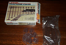 ***Lionel O/O27 Gauge Telephone Poles No.6-2181 NEW OLD STOCK