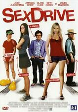 Sex Drive DVD Nuevo en Blíster