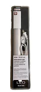 Utilitech LED Undercabinet Light Value Bar 16 in 103 Lumens Warm White NEW