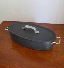 Calphalon Commercial Aluminum Cookware Fish Pot Nice