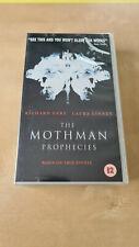 The Mothman Prophecies - VHS