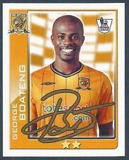 TOPPS 2010 PREMIER LEAGUE - #203-HULL CITY-MIDDLESBROUGH/HOLLAND-GEORGE BOATENG