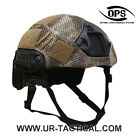 OPS/UR-TACTICAL COMBAT COVER FOR OPSCORE FAST HELMET IN A-TACS AU - M/L