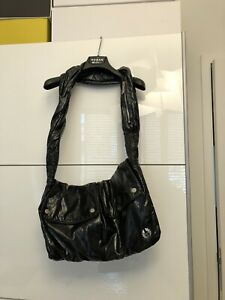 Belstaff - Tasche Unisex Schwarz - Crossbody Messenger Herren Damen