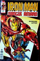IRON MAN sangue amaro - Marvel Mix n. 38 Panini Comics Marvel Italia