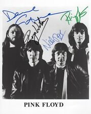 Pink Floyd Entire Band Signed 8x10 Autographed Photo Reprint