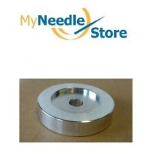 New 100//lot 45 RPM SPINDLE ADAPTER for turntable Plattenspieler Vinyl EP CENTRE