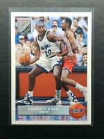 1992-93 Upper Deck Shaquille O'Neal RC, Rookie Future Force, Orlando Magic