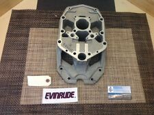 SMA928 NEW Johnson Evinrude OMC 317732 exhaust housing adapter plate OEM NEW