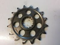2 Renthal Front Sprockets 16t and 17t Kawasaki ZX10R 2004-2016