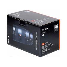 Sony FE 24-70mm F/2,8 GM Objetivo - Negro