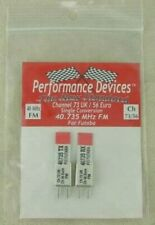 40Mhz Futaba Single Conversion TX/RX Crystal Set UK CH73 / Euro CH56 40.735Mhz