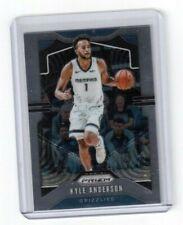 Basketball 2019-20 Panini Prizm Base Card # 142 Kyle Anderson Memphis Grizzlies