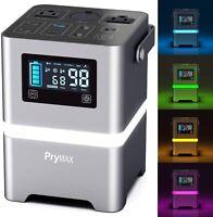 PRYMAX Portable Generator, 231Wh Portable Power Station