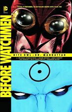 Before Watchmen: Nite Owl/Dr.Manhattan Softcover Graphic Novel