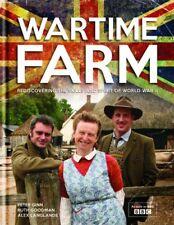 Wartime Farm,Peter Ginn, Ruth Goodman, Alexander Langlands