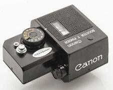 Canon Booster T Finder Sucheraufsatz für Canon F-1 F1 alt