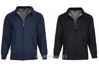 New Mens Kam Jeans Classic Harrington Bomber Jacket Coat Big & Tall King Sizes