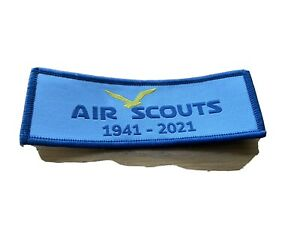 Scout 80th Anerversary Badge