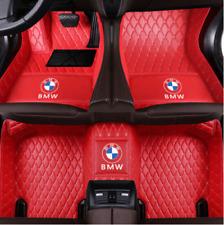 FIT For BMW All Models Car Floor Mats Carpet Luxury Custom FloorLiner Auto Mats
