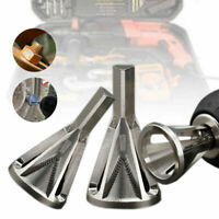 Deburring Repair Damaged Bolts Quick Bolt Thread Drill Bits Repair Tool Durable