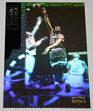 Shaquille ONeal Special Edition 1995 Hologram Official NBA Basketball Card BV$$$