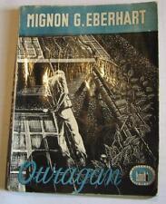 Ouragan de Mignon G. Eberhart