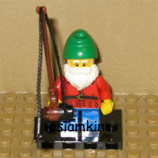 LEGO Mini Figure 8804 Series 4 Minifig Lawn Gnome