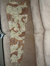 NWOT Mens Sz Small Propper 50/50 Military Desert Camouflage Combat NEW Pants