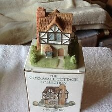 "The Cornwall Cottage Collection ""Welcome Inn"" Bh17. Mib! Pretty"