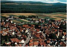 Ak 3549 Breuna, Ortsansicht, gelaufen 1978 (17o)
