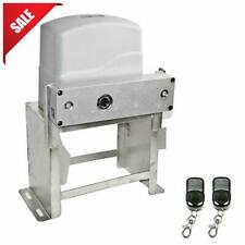 Chain Driven Sliding Gate Opener For Gates Up To 45 Feet Long 1500 Pounds