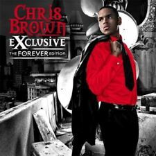 CHRIS BROWN exclusive the forever edition (CD, album) rhythm & blues, very good