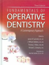 USED (GD) Fundamentals of Operative Dentistry: A Contemporary Approach by James