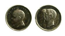 pcc1838_66) Médaille Napoléon III BAPTEME DU PRINCE IMPERIAL 14 juin 1856 mm 16
