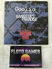 CD MUSICAL : Coolio feat. L.V. - Gangsta's Paradise - 2 Titres - Floto Games