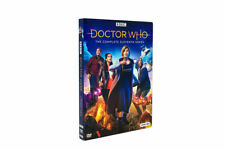 Doctor Who Complete Eleventh Series Season 11 (3 Dvd discs) First Class Mail