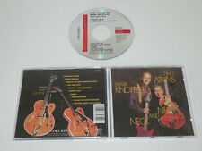 CHET ATKINS AND MARK KNOPFLER/NECK AND NECK(COLUMBIA 467435 2) CD ALBUM