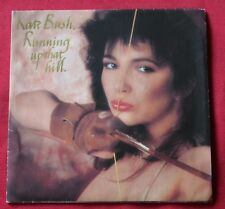 Kate Bush, running up that hill / under the ivy, SP - 45 tours France