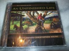 CD - AN UNFINISHED LIFE - CHRISTOPHER YOUNG - LIMITED - VARESE - SEALED