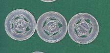 Custom Good Luck Metal Typer Coin Token Birthday Fishermans Wharf SF Ripley's