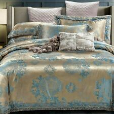 Laura Secret 3pcs Luxury Jacquard Set. 1 PC Bed Spread & 2pc Pillow Shans
