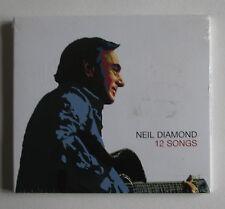 # NEIL DIAMOND - 12 SONGS  - CD NUOVO SIGILLATO -