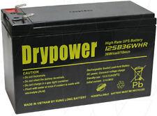 12SB36WHR 12V 7.2Ah High Rate UPS Sealed Lead Acid Battery WP7-12 UP-VW1236P1