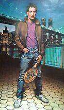NIKE Poster John McEnroe Twin Towers Brooklyn Bridge 1982 Original Rare VHTF