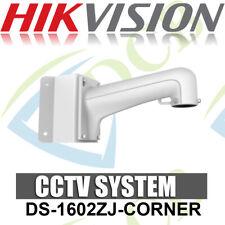 HIKVISION DS-1602ZJ-CORNER LONG ARM CORNER WALL MOUNT BRACKET FOR PTZ CAMERAS