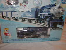 Lionel 6-81284 Frosty the Snowman Christmas Train Set O 027 New 2014 Remote