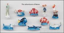 RETIRED  MINIATURE PORCELAIN,THE ADVENTURES OF NEMO COLLECTION SET DISNEY,Dory