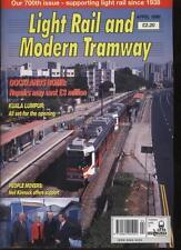 LIGHT RAIL AND MODERN TRAMWAY MAGAZINE - April 1996 - Vol. 59 - No. 700