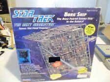 Star Trek the Next Generation Borg Cube Ship Playmates